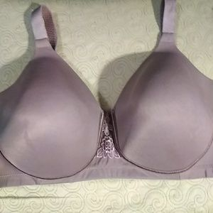 Vanity Fair 44DD Beauty Back Wirefree Bra 71380